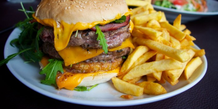 The Influence of Fast Food Images